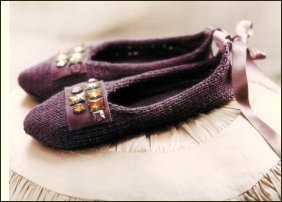 Ornate Slippers