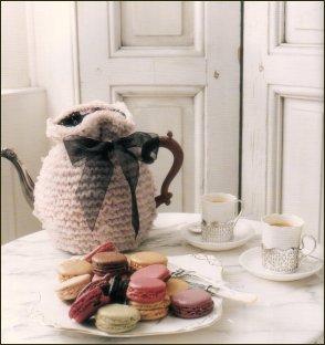 Tea Party Tea Cozy